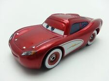 Mattel Disney Pixar Cars Cruisin Lightning McQueen Diecast Toy Car 1:55 Loose #