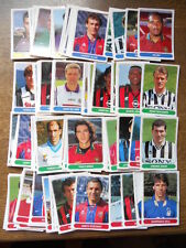 PANINI COMPLETE SET OF  120 STICKERS OF EUROPEAN FOOTBALL STARS