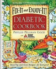 Diabetic Cookbook : Stove-Top and Oven Recipes  For Everyone! by American...