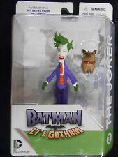 "BATMAN LI'L GOTHAM #3 ""JOKER"" ACTION FIGURE (DC COLLECTIBLES) NEW"