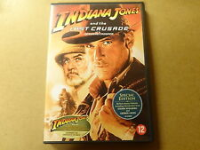 DVD / INDIANA JONES AND THE LAST CRUSADE / ET LA DERNIERE CROISADE