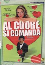 Dvd **AL CUORE SI COMANDA** con Claudia Gerini Pierfrancesco Favino nuovo 2003