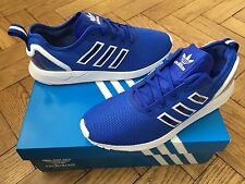 ADIDAS ZX Flux ADV Mens Trainers, Blue - Size 11