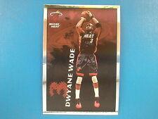 2009-10 Panini NBA Basketball n.375 Dwyane Wade Miami Heat