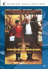 MONSIEUR IBRAHIM (Omar Sharif)- Region Free DVD - Sealed