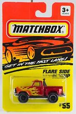 Matchbox MB 55 Flare Side Pickup New On Card 1995