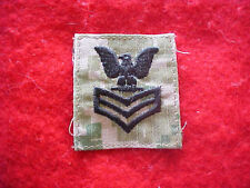 US Navy ACU Green Digital  E-6 cap patch for cover