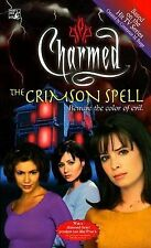 The Crimson Spell (Charmed), F. Goldsborough, Constance M. Burge, Good Book
