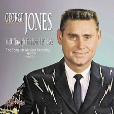 George Jones - Walk Through This World... (5-CD) - Classic Country Artists