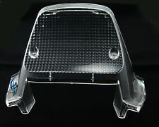 Clear Yamaha ZUMA BWS 50 100 Rear taillight tail light lens cover only 4VP