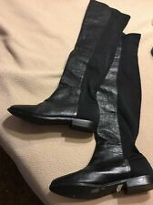 Chinese Laundry  Womens Riley Black Riding Boots Shoes 10/41