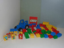 @LEGO@ Lot de 54 pièces légo DUPLO