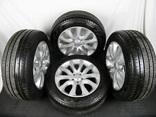 "Original Set of Range Rover Sport L494 20"" Alloys Wheels With Mud & Snow Tyres"
