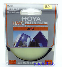 HOYA 82mm Slim MC Multi-Coated Filter Lenses for Canon Nikon Sony HMC UV(C) Lens