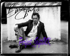 BRUCE SPRINGSTEEN SIGNED AUTOGRAPHED 10x8 REPRO PHOTO PRINT