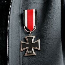 Germany Iron Cross Necklace WWII German Military Medals Badges Collection Medal