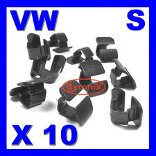VW Audi Seat capot capuche & boot isolation trim clips A2 A4 A6 GOLF POLO PASSAT