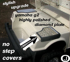Yamaha G2/G9 Golf Cart Diamond Plate NO STEP COVERS