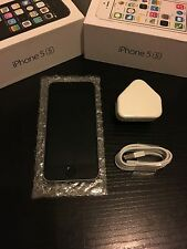 Apple iPhone 5s Vodafone 16GB gris espacial nuevo Estado Con Accesorios