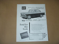 1960 VAUXHALL VICTOR ADVERT - GBE LIVERPOOL