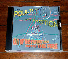 CD: Poultry In Motion - Out of the Frying Pan Into the Fire / Folk Comedy NEW