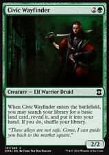 MTG 4x CIVIC WAYFINDER - BATTIPISTA URBANO - EMA - MAGIC