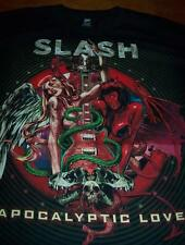 SLASH APOCALYPTIC LOVE TOUR 2012-2013 T-Shirt XL NEW GNR