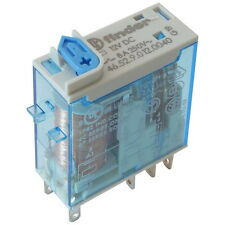 Finder 46.52.9.012.0040 Industrie-Relais 12V DC 2xUM 8A 250V AC Relay 855784