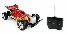 Radio Remote Control Car Cyclone Off The Road Ages 5+ Red RC IR Buggy New Toy