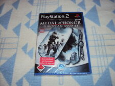 Medal of Honor: European Assault (DT). (Sony Playstation 2) NUOVO OVP