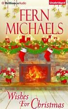 Wishes for Christmas by Fern Michaels (2016, CD, Unabridged)