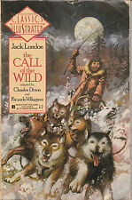 Classics Illustrated #10 The Call of the Wild 1990 First Comics Jack London Dogs