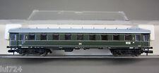 FLEISCHMANN N SCALE 8744K DR 2nd CLASS EXPRESS PASSENGER CAR #242-455