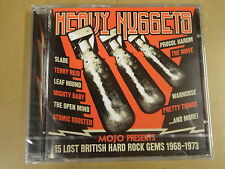 CD / MOJO PRESENTS HEAVY NUGGETS