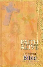 Faith Alive Student Bible-ESV by Pamela Nielsen