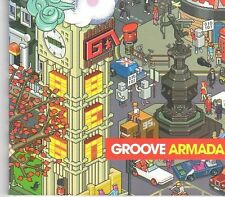 (EK591) Groove Armada, Get Down - DJ CD