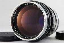 NEAR MINT Nikon Nikkor-P.C 105mm F/2.5 S Mount from japan #649