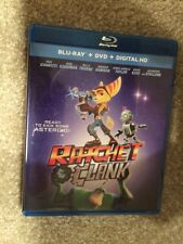 Rachet & Clank Bluray 1 Disc Set ( No Digital HD)