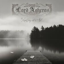 "LORD AGHEROS ""Nothing At All"" CD - Avantgarde Gothic Doom (SEALED)"