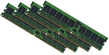 4x 4GB 16GB DDR2 RAM Speicher HP Proliant BL20p G3 ECC Registered PC2-3200R