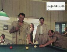 FRANCIS HUSTER JULIEN GUIOMAR EQUATEUR GAINSBOURG 1983 PHOTO D'EXPLOITATION #3