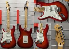 FENDER Stratocaster Plus Top LH MN Aged Cherry Burst-Lefthand-Sofort Lieferbar!!