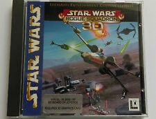 Star Wars Rogue Squadron 3D PC Game LucasArts Original Release Pc Game