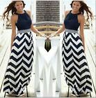 Women Summer Holiday Maxi Dress Party Long Skirt PLUS SIZE 8 1012 14 18 20 22 24