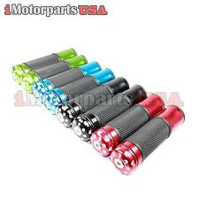 HANDLE BAR GRIPS 7/8 HANDLEBAR HONDA KAWASAKI YAMAHA SUZUKI DIRT BIKE MOTORCYCLE