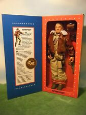 "GI JOE ACTION PILOT L.E. WWII 50TH ANNIVERSARY 12"" SOLDIER #047583 *NEW*"