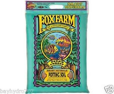 1 Bag Fox Farm Ocean Forest Organic Soil 12 Qt Quart SAVE $$ W/ BAY HYDRO $$