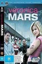 VERONICA MARS- THE COMPLETE FIRST SEASON (DVD, 6- DISC) R-4, LIKE NEW, FREE POST