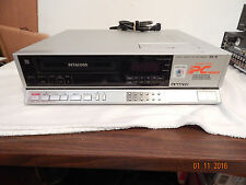 Sanyo betamax vcr VCR 4670 For parts or repair