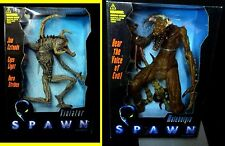 McFarlane Toys Spawn Movie Deluxe Boxed Set of 2 Malebolgia Violator New 1997